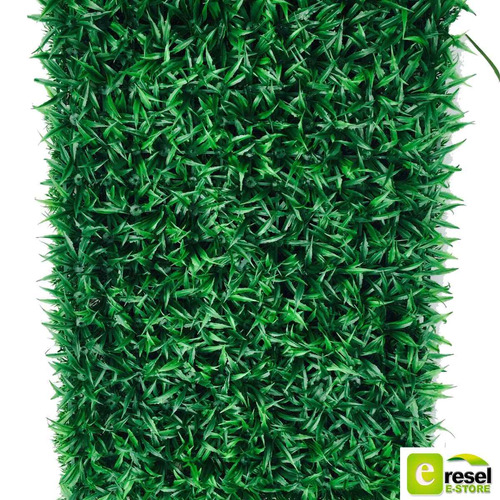 follaje artificial plantas muro verde p1 60 x 40 cm