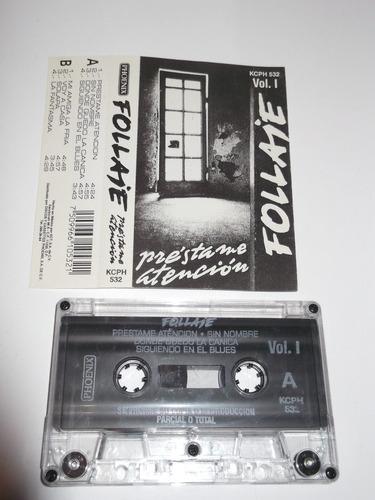 follaje cassette prestame atencion nina galindo tri chac moo