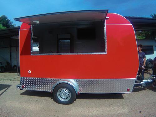 food truck y food trailer