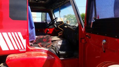 ford 1414 con scania 112 enganchado