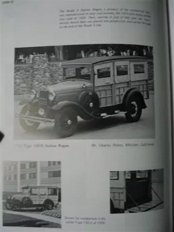 ford a original