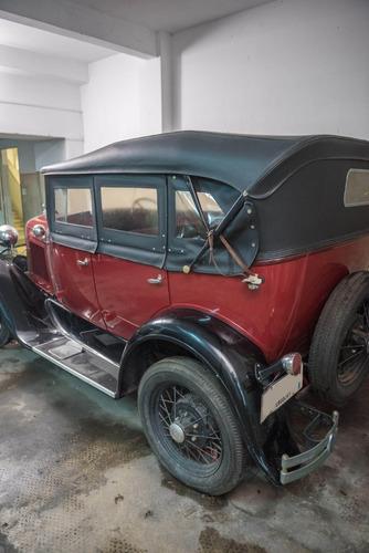 ford a standard phaeton 1931