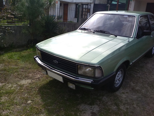 ford corcel 1.6 1981 - 95000 km de fabrica reales increible.