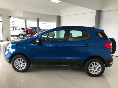 ford ecosport 1.5 se mt 2019 50% sin intereses arbeleche