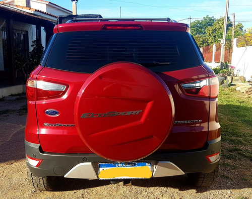 ford ecosport 1.6 freestyle 110cv 4x2 2017