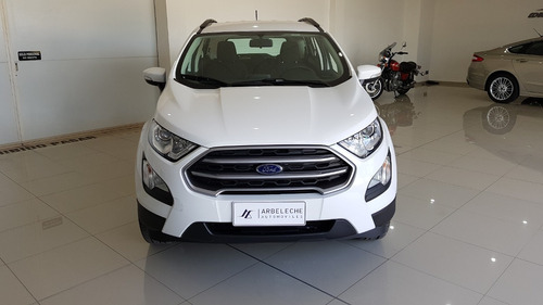 ford ecosport 2019 1.5 entrega ya financio tasa 0% arbeleche