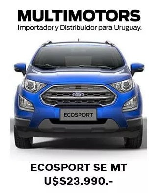 ford ecosport freestyle 2019