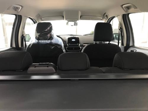ford ecosport se at 2019 0km! entrega inmediata! arbeleche