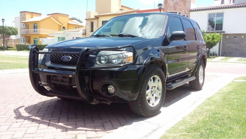 ford escape 3.0 xlt piel limited qc at 2007