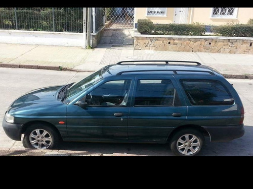 ford escort 1.8 clx rural 1997