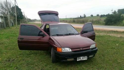 ford escort 1.8 gl full