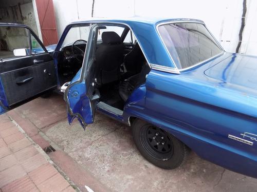 ford falcon 188 - modelo 73  -  6 cilindros - nafta -