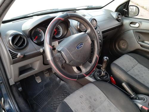 ford fiesta 1.6  hatch full 5 puertas usado 2012 permuta