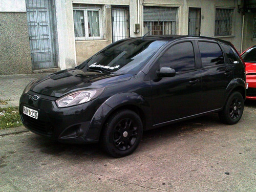 ford fiesta 1.6 max one ambiente