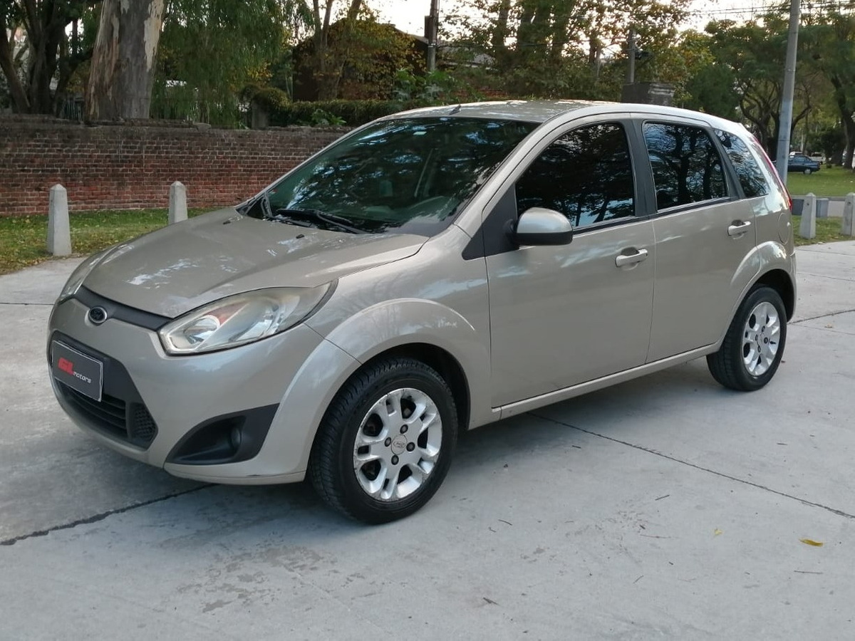 Ford Fiesta 2012 Extrafull Gl Motors Financiamos U S 8 900