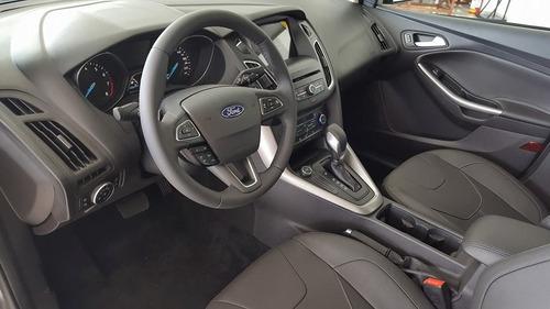 ford focus sedan se plus 2.0 at entrega ya! arbeleche