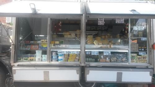 ford furgon isopanel y ferias