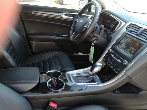 ford fusion 2.0 turbo automatico