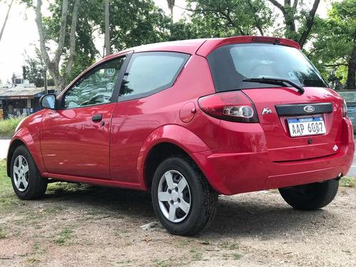 ford ka 1.0cc año 2012 permuto y/o financio