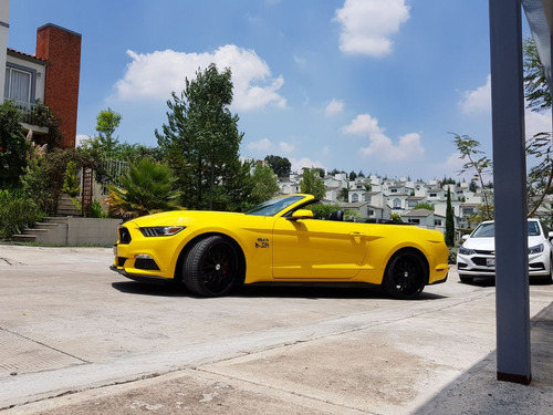 ford mustang 5.0l gt v8 convertible at 2017