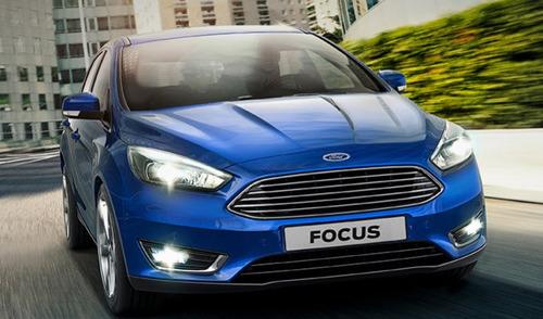 ford new focus s se plus & titanium - 2018 - desde u$s25.990
