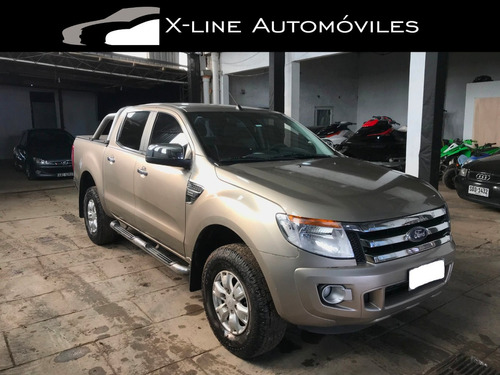ford ranger 2.5 cs 4x2 xl ivct 166cv