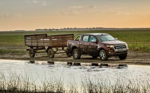 ford ranger d/c xlt 4x2 u$s 27990* intermotors