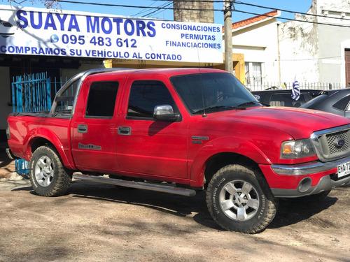 ford ranger limited 3.0cc turbo 4x4 permuto y/o financio