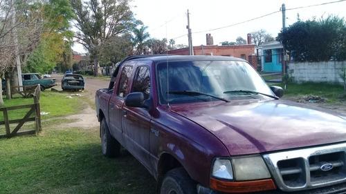ford ranger ranger 4x4 año 1999