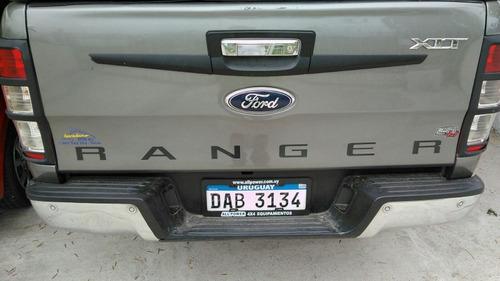 ford ranger xlt 2.5