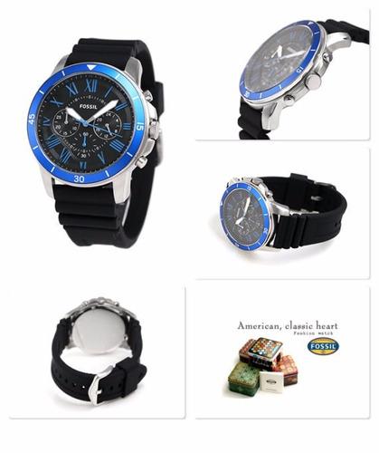 fossil hombre reloj