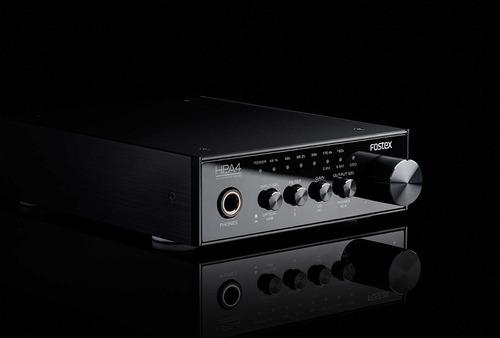 fostex hp a4 24 bit digital to analog converter headphone