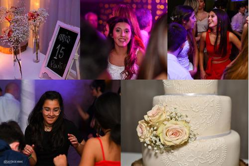 fotografia - book - 15 años - bodas - eventos - fiestas