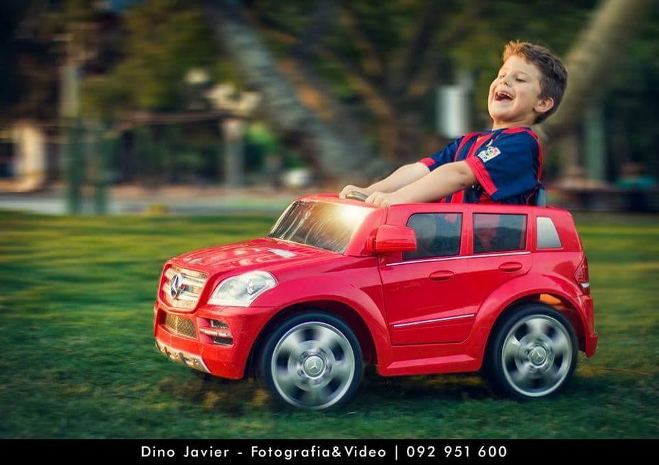 Fotografía De Cumpleaños Infantil Con Exteriores 396000 En