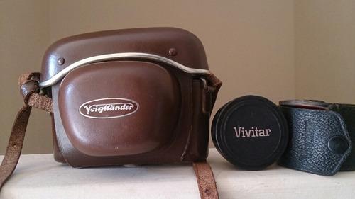 fotográfica antigua cámara