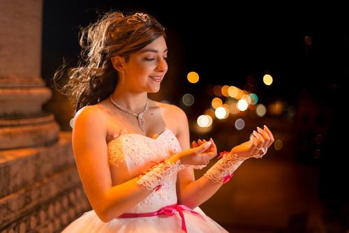 fotógrafo de cumpleaños de 15 años - 1 año y bodas