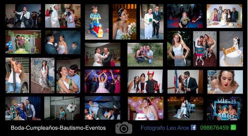 fotógrafo fotografía filmacion 15 años bodas cumpleaños