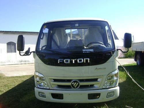 foton 2.8 cc 77hp d/rueda 2.6t.con  aire acond frenos abs