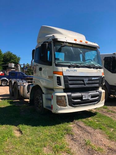 foton auman 9 336 tractor 6x4 2011