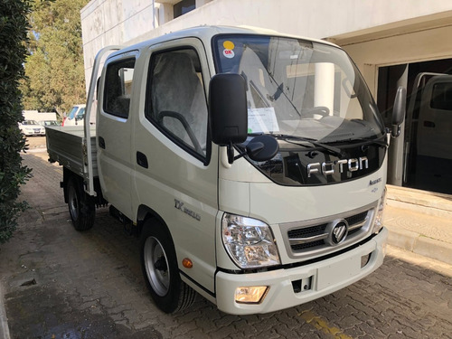 foton bj-1039 d/cabina rueda simple - lagomar automoviles