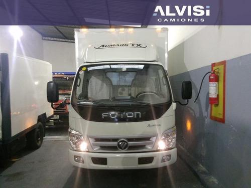foton isuzu 2.8 doble rueda furgon p/frio precio sin iva