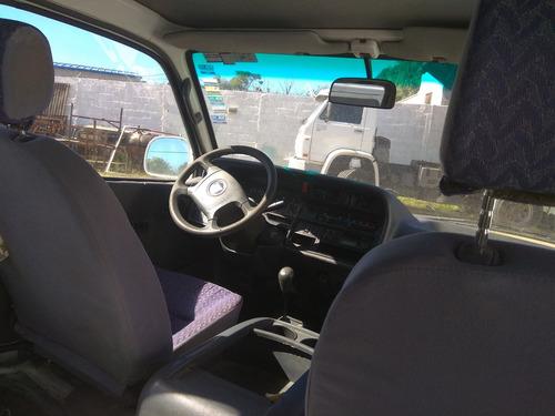 foton view furgon 6 pasajeros 2010