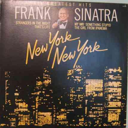 frank sinatra - his greatest hits -  1988