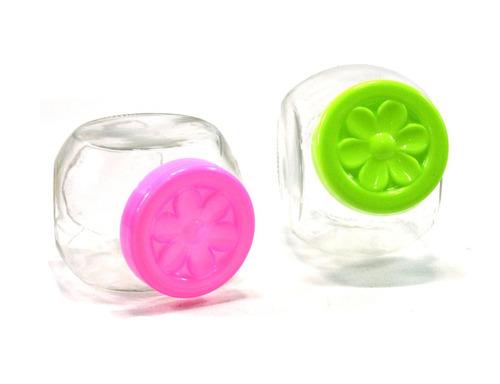 frascos especiero carameleras de vidrio souvenirs