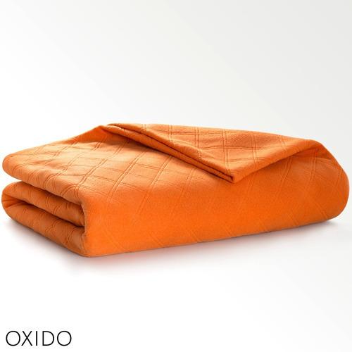 frazada manta polar termica palette dut 2 1/2 plaza calidad