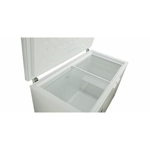 freezer tem horizontal