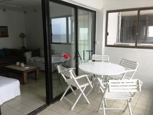 frente a playa los dedos, unidad de 3 dormitorios en torre con servicios. consulte. - ref: 6270