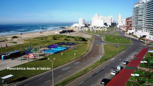 frente al mar 2 amb vista  espectacular  playa brava
