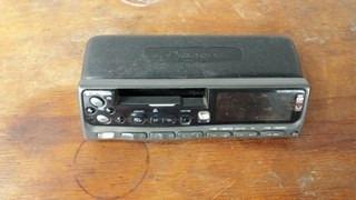 frente de radio pioneer modelo keh-p5400r impecable .