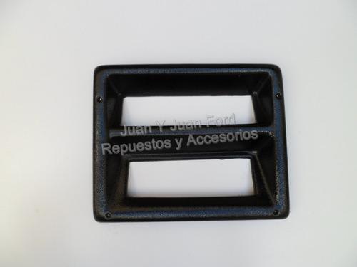 frente radio marco f-100 92-98 para fijacion c/tornillos